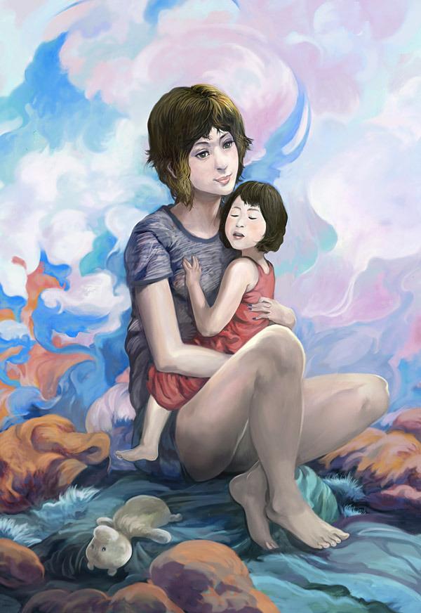mother n child - Zazen Arr. by Nayth