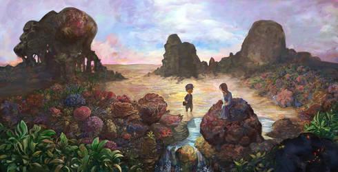 Dreamscape by Nayth