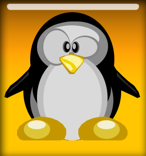 Hand Made Linux Pinguin