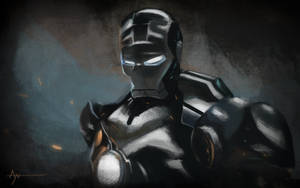 Ironman Study by crazypalette
