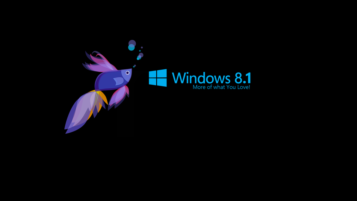 Windows 81 more of what you love by nofearl on deviantart windows 81 more of what you love by nofearl sciox Image collections