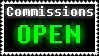 Comissions OPEN by AlealiaKitsune