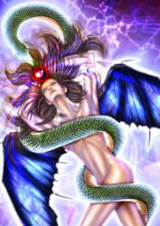 digital : Asmodeus witch 14 2014