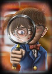 digital : Detective Conan clue 04 2015