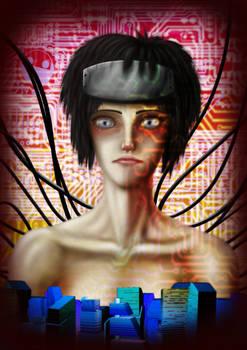 digital : ghost in the shell Kokaku Kidotai 2015