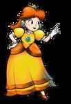 'Mario + Luigi' RPG Style: Princess Daisy