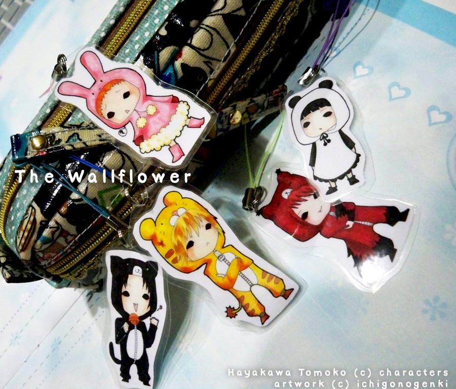 the wallflower kigurumi ver. by ichigonogenki