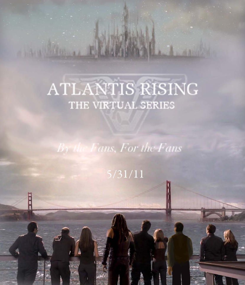 A New Dawn for Atlantis by Lantis-Erin
