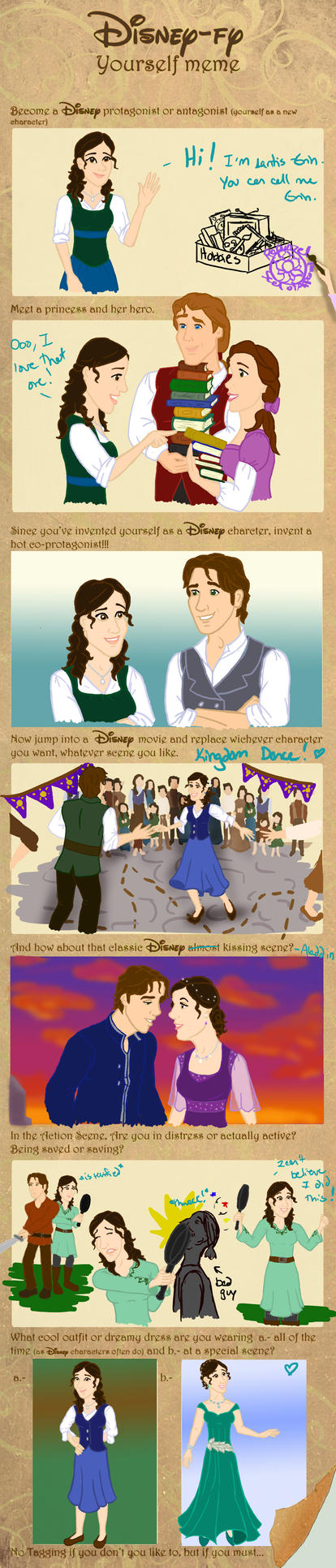 Disney-fy Yourself Meme by Lantis-Erin