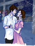 Fooled Around and Fell in Love - Sparky Wedding by Lantis-Erin