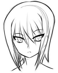 New Kyo Sketch by DumpShotDan