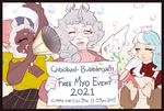 Qibubail-Bubblecorn Free MYO Event 2021