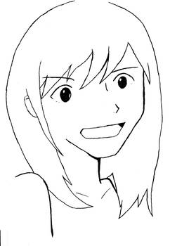 Natsuki's happy