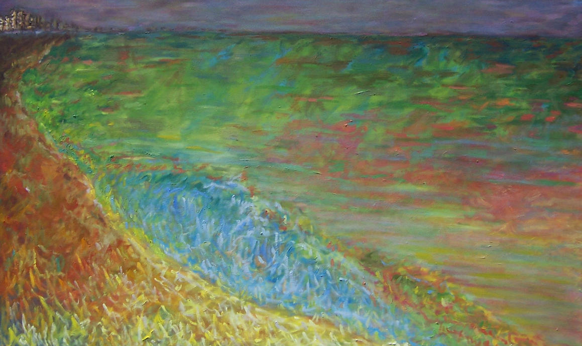 The Breaking Sea by Godcharon