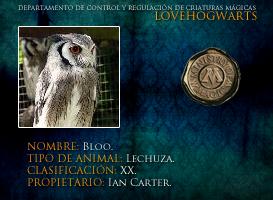 Bloo by lovehogwartsweb