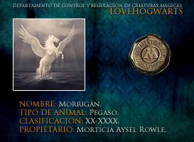 Morrigan by lovehogwartsweb