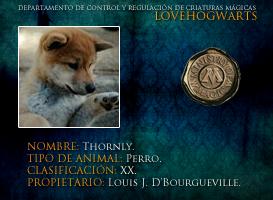 Thornly by lovehogwartsweb