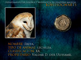 Freya by lovehogwartsweb
