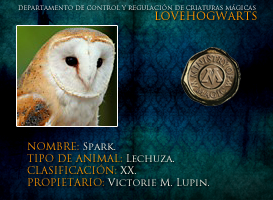 Spark by lovehogwartsweb