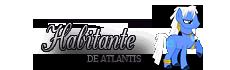 Habitante: Atlantis by lovehogwartsweb