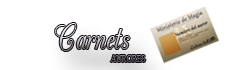 Carnets-aurores by lovehogwartsweb
