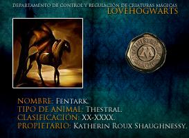 Fentark by lovehogwartsweb