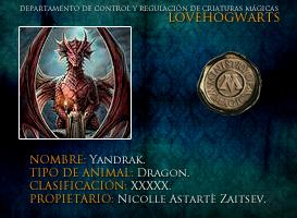 Yandrak by lovehogwartsweb