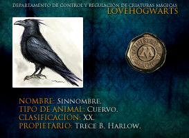 Sinnombre by lovehogwartsweb