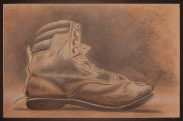 Old Shoe by chachi54