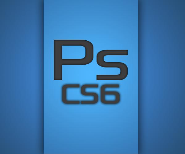 Photoshop CS6 Logo ~ By SS10 by Sebassoccer10 on DeviantArt