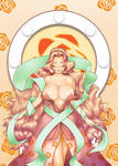 Lutia, Goddess of Lust by Otocai