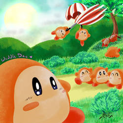 Waddle Dees by ArwingPilot114