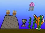 Undersea BG 1 by Ashersheepboi