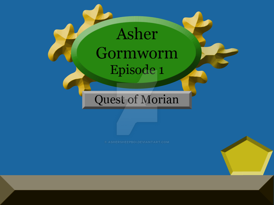 AGW Title Screen by Gorksonic
