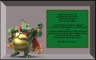 K.K.R.'s Smash Bros Basics Part 1 by Ashersheepboi