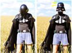 Darth Vader pantsu shot )))