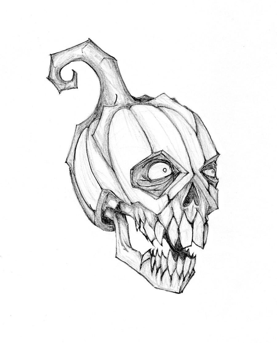 pumpkinhead by Molotov666 on DeviantArt