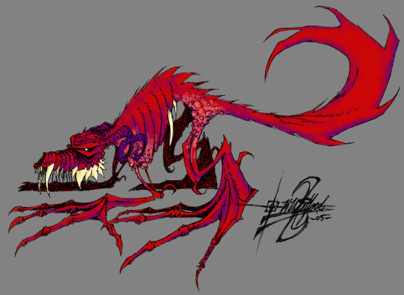 hell wolf by vampireassassin1444 - photo #6