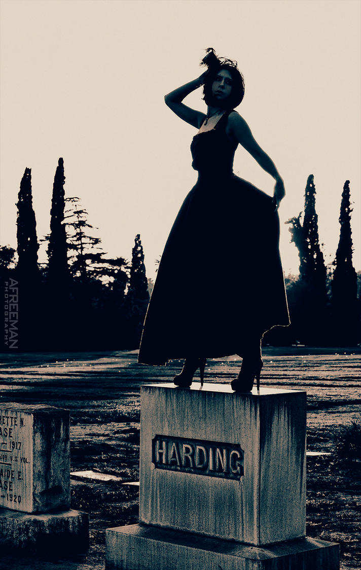 Dancing on your Grave by InkIsMyPassion