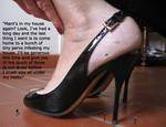 Mants At Her Heels