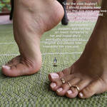Looming Stepmother's Sole