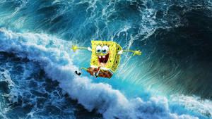 SpongeBob Wallpaper  - Ocean Man