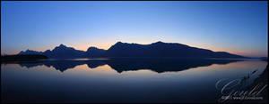 Teton Sunset by ThisWomanWanders