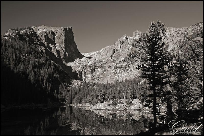 Dream Lake by ThisWomanWanders
