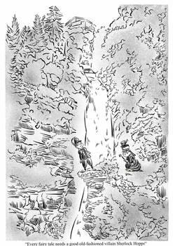 Zootopia - Case at Reichenbach Fall
