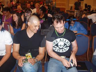 Dan Southworth and Jason Navry by eburel506