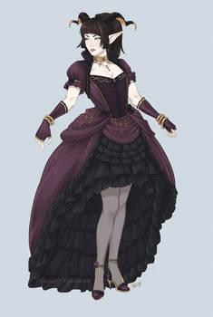 Zylphia Dress Concept 1