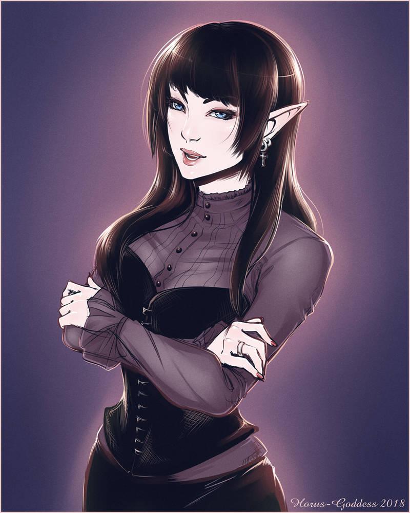 Zylphia Portrait