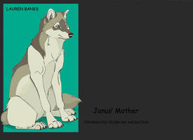 Janus' Mom by wadifahtook