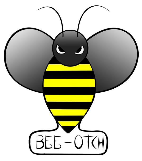 Bee-otch by Lairenuriel